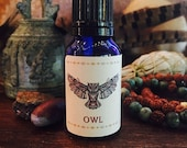 Owl Totem Oil - Aromather...