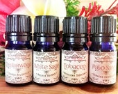 Sacred Oils of the Americ...