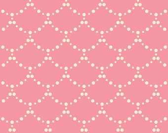 "Emmy Grace Pink Fabric from Art Gallery  ""Ripples Rose"" by Bari J.  100% premium cotton. EMG-5603"