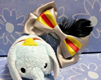 Dumbo the Elephant Inspired Cosplay Hair bow