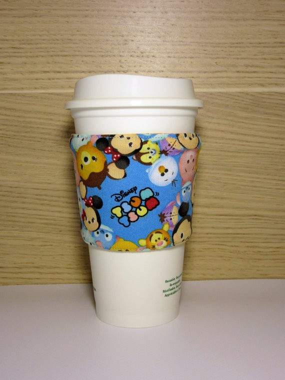 Reusable Coffee Cup Sleeves | Feaverishly Quilting | Modesto, CA