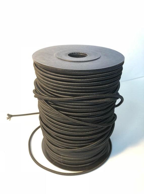 5mm Elastic Bungee Rope Shock Cord Tie Down Boat Caravan Trailer Tarp UV Stable