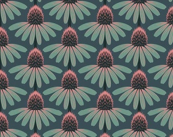 Anna Maria Horner Hindsight retro echinacea glow algae amethyst autum haute preppy berry dim Love Always 0,5 m USA Designerstoff Cotton