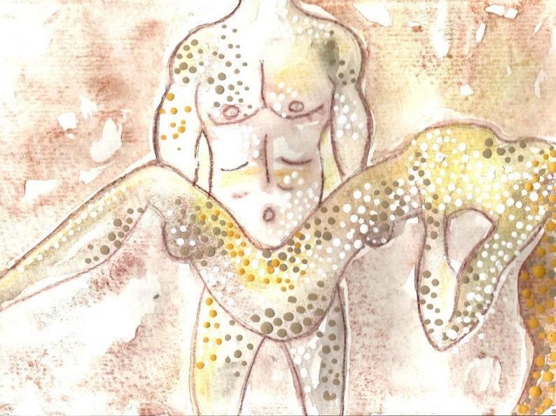Sturgis body painted girls