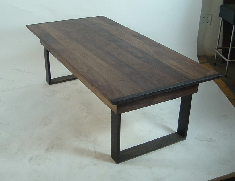 Transformer Coffee Table.Coffee Table Walnut And Wenge Transformer Coffee Table