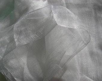 Pure 100/% silk scrim margilan made Uzbekistan Silk for felting for nunofelting hand dyeing  price for 5 m width 36 inch Art SHD072