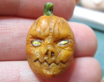 Halloween mask. 1/12th miniature