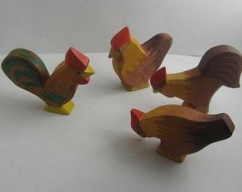 Stempel « Eier Von Glücklichen Hühnern 01 » Herz Henne Hühner Huhn Ei Hühnerhof GroßEr Ausverkauf Welt Der Tiere Hühner