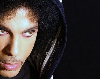 Prince in a great press photo from 2015