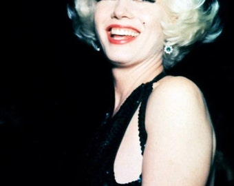 Marilyn Monroe at the Golden Globes, 1962