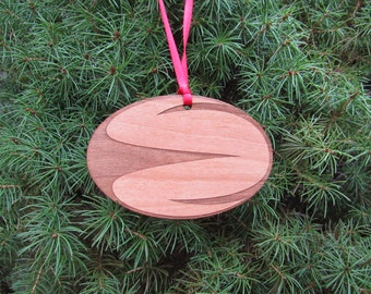 Sport fan xmas tree bauble Rugby player gingerbread Christmas tree decoration