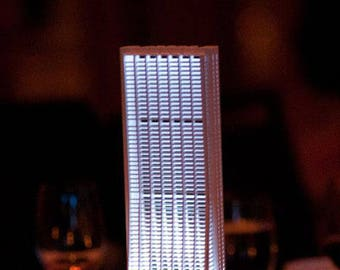 Chase Tower- Architectural Model/ Luminary- Chicago Skyline