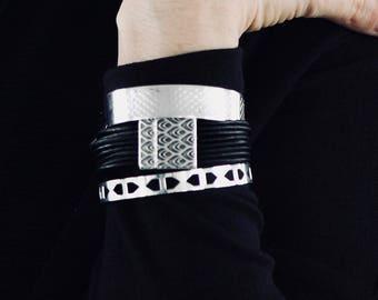 Bracelet Burmese scales.
