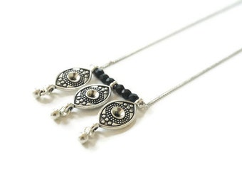 Doli silver necklace.