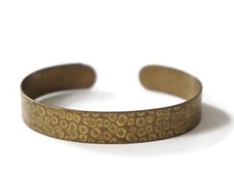 Bronze Bangle.