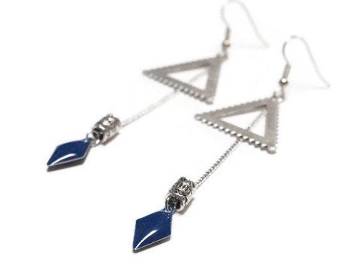 These earrings pair.