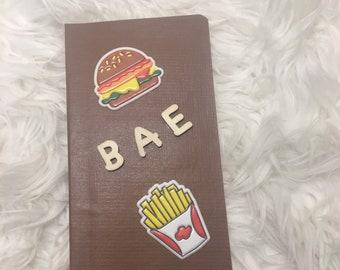 Food is Bae Journal