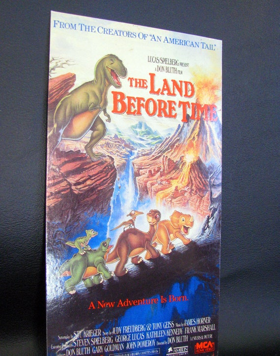 The Land Before Time (1988) - IMDb