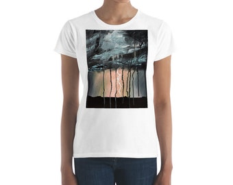 Stormy Sky Women's short sleeve t-shirt