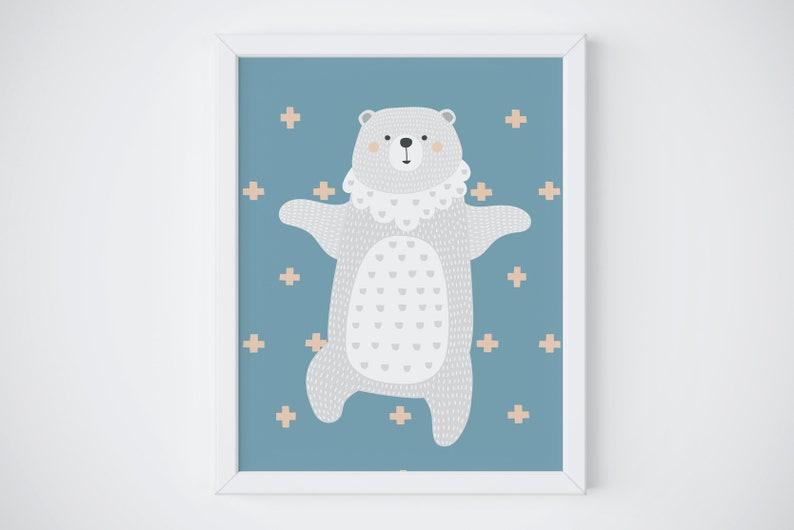 Children's room picture Frosti image 0