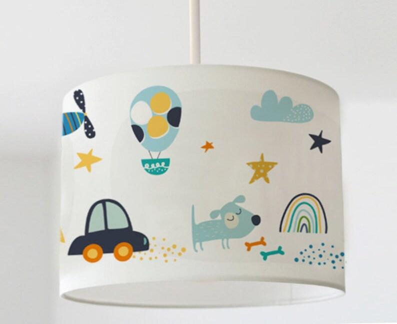 Lamp Shade Oh boy image 0