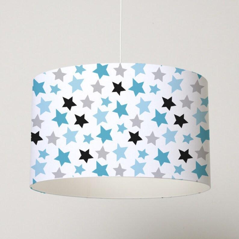 Lamp Umbrella Stars image 0