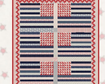 Hurrah Quilt Pattern by Minick and Simpson