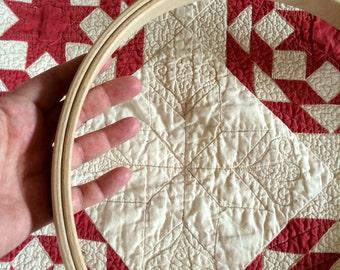 """Hand Quilting Hoop - 12"""""""