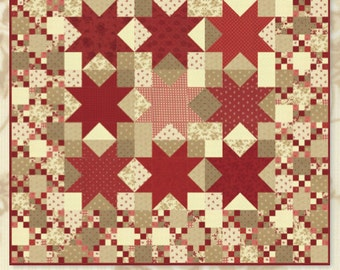 Nantucket Quilt Pattern by Minick and Simpson - Download