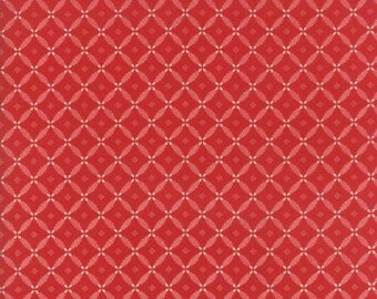 Farmhouse Reds 14857-11 - Minick and Simpson - Moda Fabrics