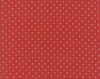 Farmhouse Reds 14855-11 - Minick and Simpson - Moda Fabrics