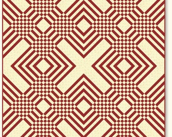Mrs. Rose's Best Quilt Pattern - by Minick and Simpson - DOWNLOAD