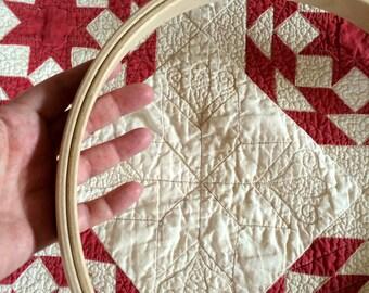 Hand Quilting Hoop