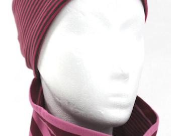 Headband-Scarf-Combination