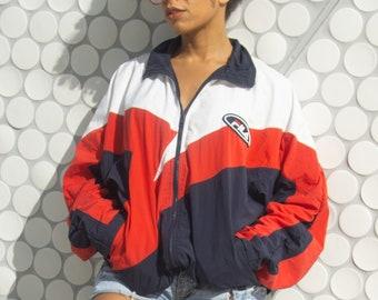 90's Fila Windbreaker