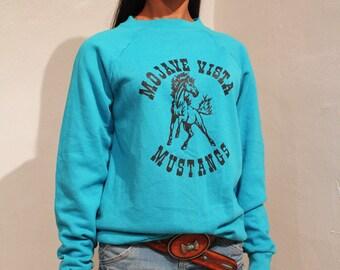 SALE Vista Mustangs Sweater