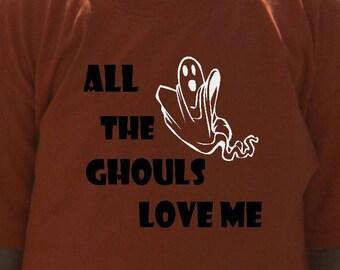 Halloween T-Shirt. Happy Halloween Tee. Halloween Tee. Boys Halloween t-shirt. Boys Halloween Tee. Ghost Shirt. Happy Halloween. gift idea