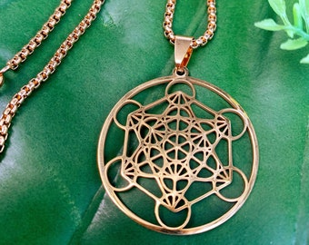 SACRED SYMBOL NECKLACES