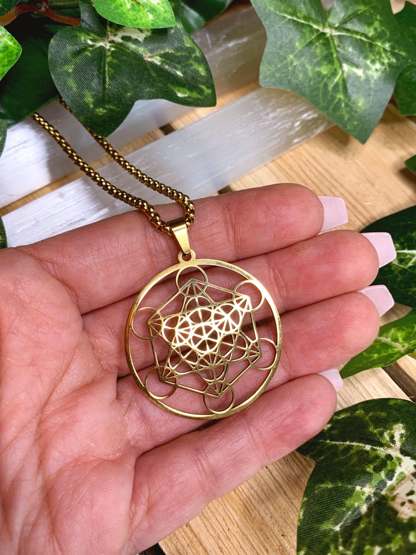 Flower of life Jewelry Metal symbols Pendant Healing Symbol Pendant Sacred Geometry Pendant Flower of life Silver Necklace Pendant