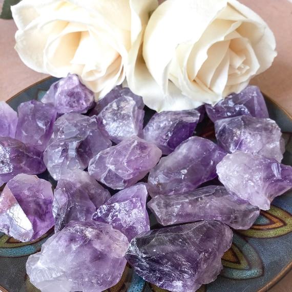 AG-314 Jewellery Making Amethyst Raw Materials Size 25x17x15 MM Amethyst Suppliers Handmade Natural Purple Amethyst Rough Gemstone