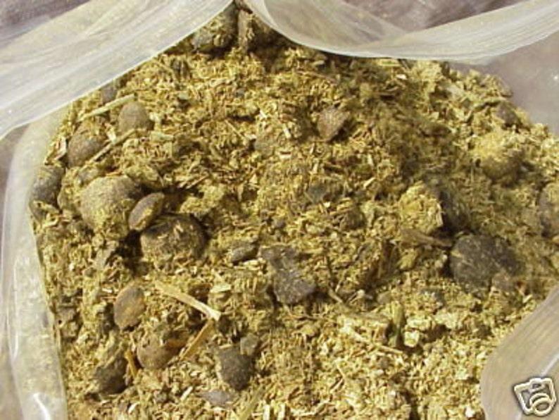 Organic Dried Partially Composted Navajo-Churro Sheep Manure  image 0