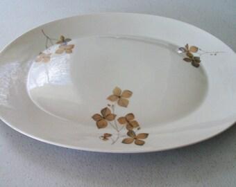 Rosenthal Wood Nymph Large Platter