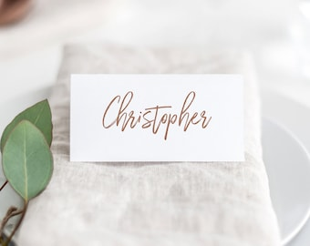 wedding place cards table place cards wedding name cards escort cards seating cards - Table Place Cards