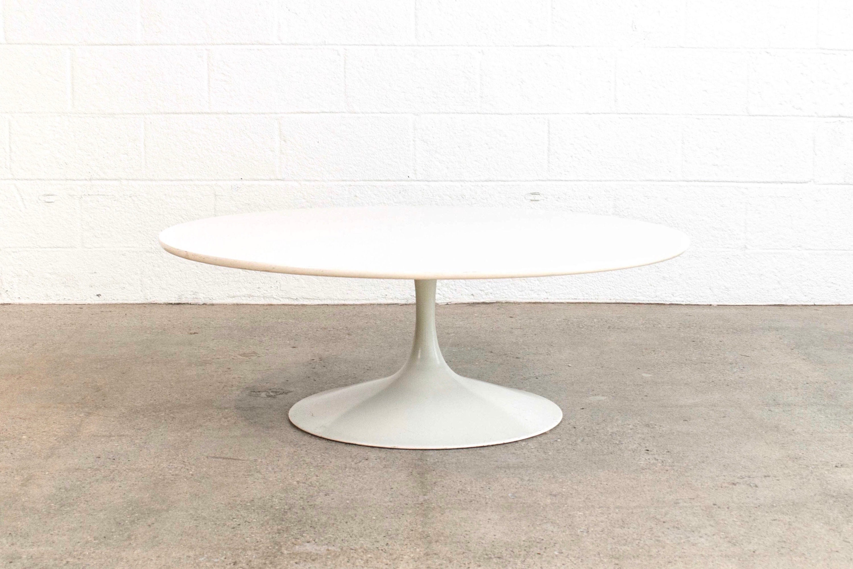 Mid Century Coffee Table Vintage Mid Century Modern Saarinen | Etsy