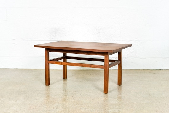 Mid Century Side Table Modern End Table Beautiful Mid Etsy