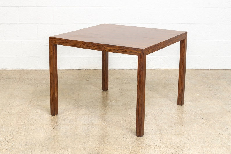Mid Century Dining Table Mid Century Edward Wormley For Etsy