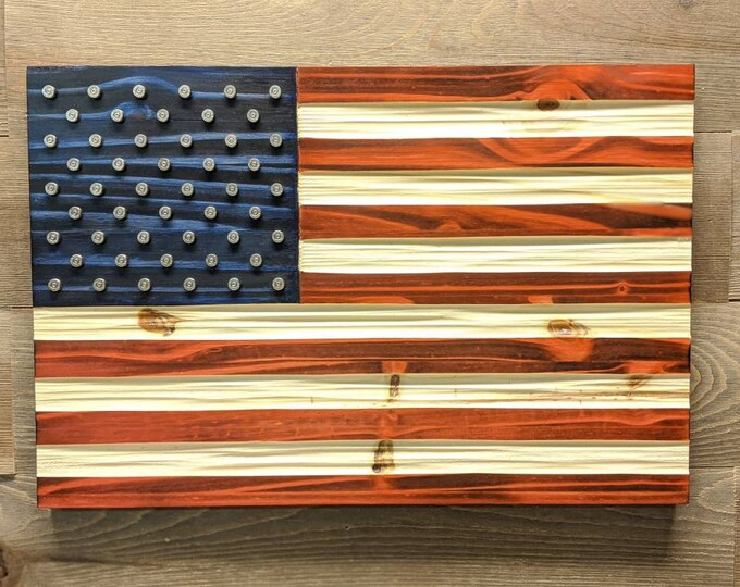 American Flag themed wall art, Ready to Ship.