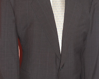 Executive Collection by Tom James 100% Wool Blazer Jacket Size 43 R
