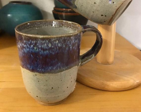 Beautiful Ceramic Mug in Rich Earth Tones