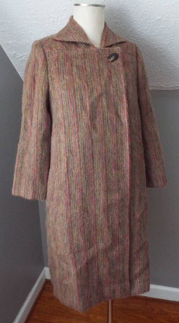 Amazing Vintage Coat for her by Originals by Denis
